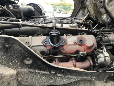 中古トラック部品 いすゞ 大型車 エンジンAy