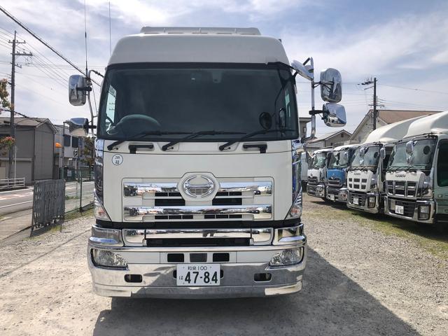 中古トラック 【動画】H28年 日野 3軸アルミウイング エアサス メッキ 車検付