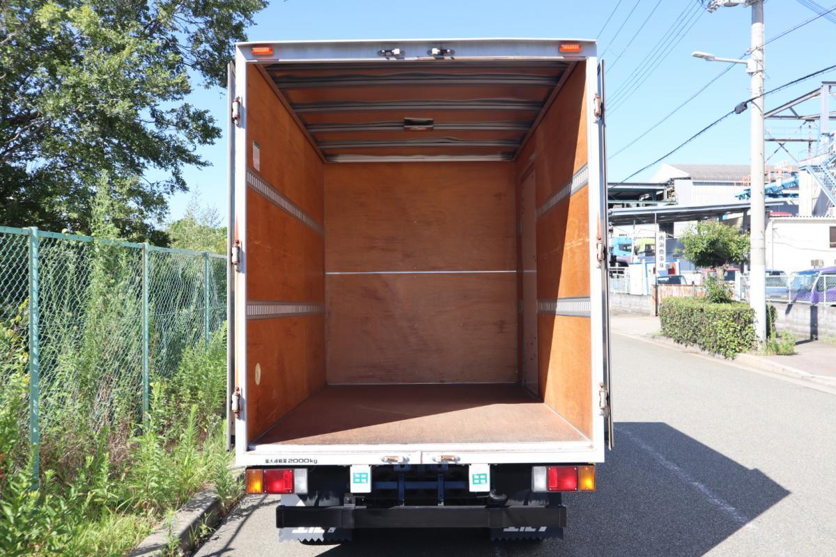 中古トラック 【動画】H28年式 TPG-NJR85AN 右サイドドア 予備検査付 バン
